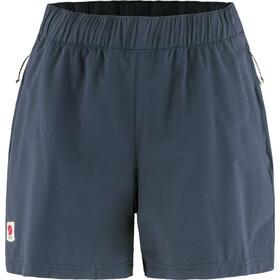 Fjällräven High Coast Relaxed Shorts Women, bleu